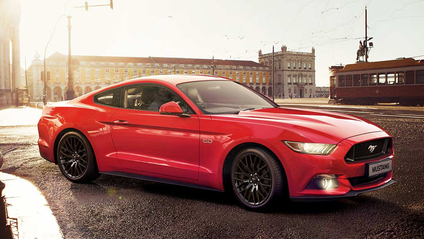 Ford Mustang Price
